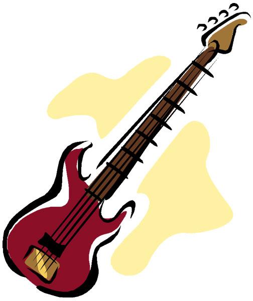 bass guitar clip art clipart panda free clipart images rh clipartpanda com  bass guitar player clipart