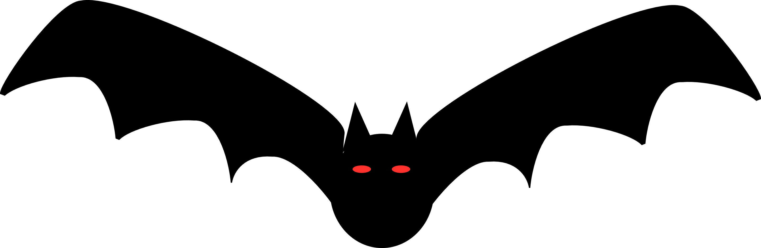 Halloween Bat Clipart | Clipart Panda - Free Clipart Images