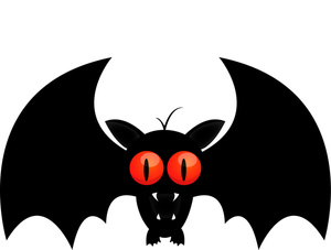 halloween bat clipart black and white clipart panda free clipart rh clipartpanda com  halloween bat clipart black and white