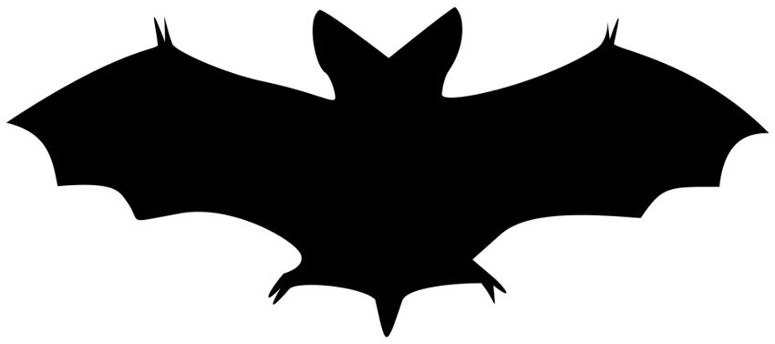 halloween bat clipart black and white clipart panda free clipart rh clipartpanda com