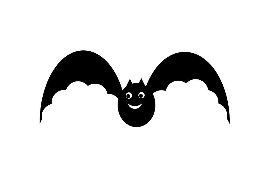 free halloween clipart bats - photo #18