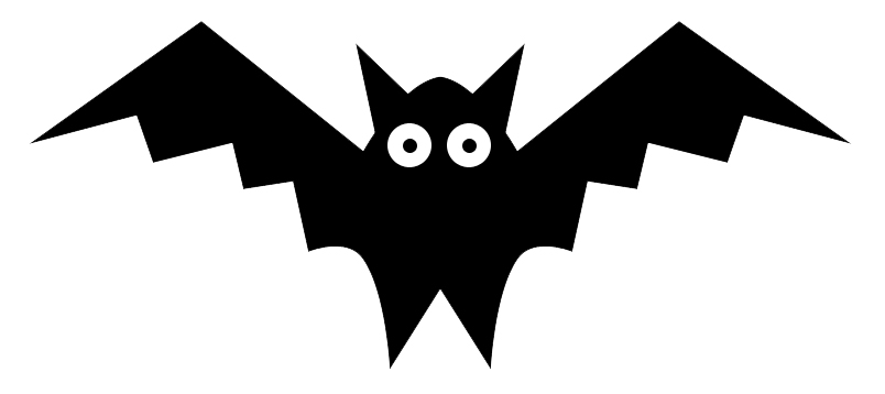 Bat cartoon. Free clip art clipart