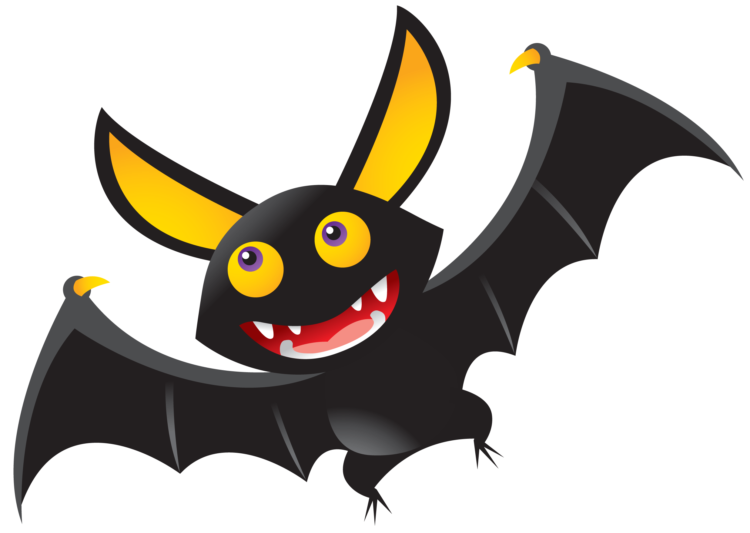 clipart bat powerpoint