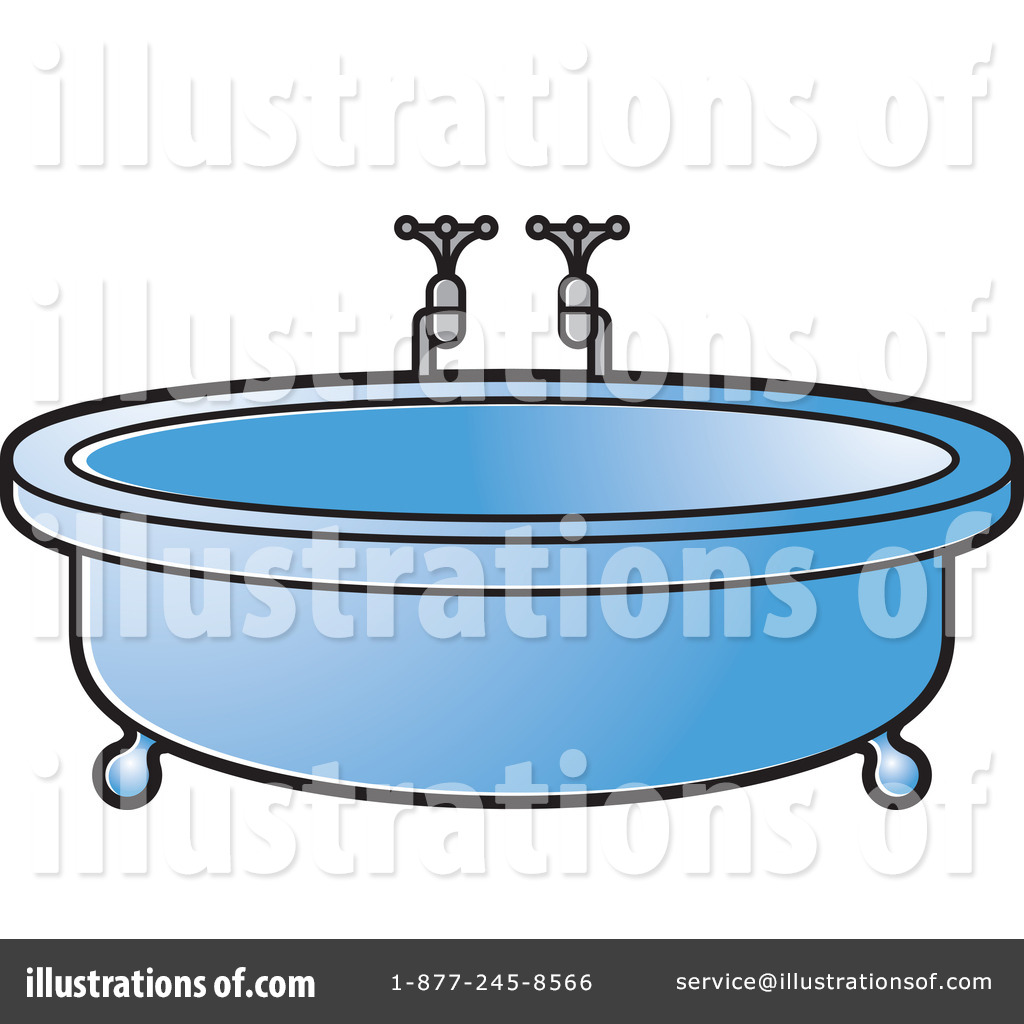 Rf bath tub clipart clipart panda free clipart images for R f bathrooms and kitchens