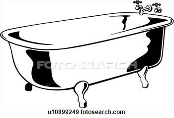 Bathroom Clipart Clip Art