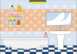 Bathroom Clip Art Images