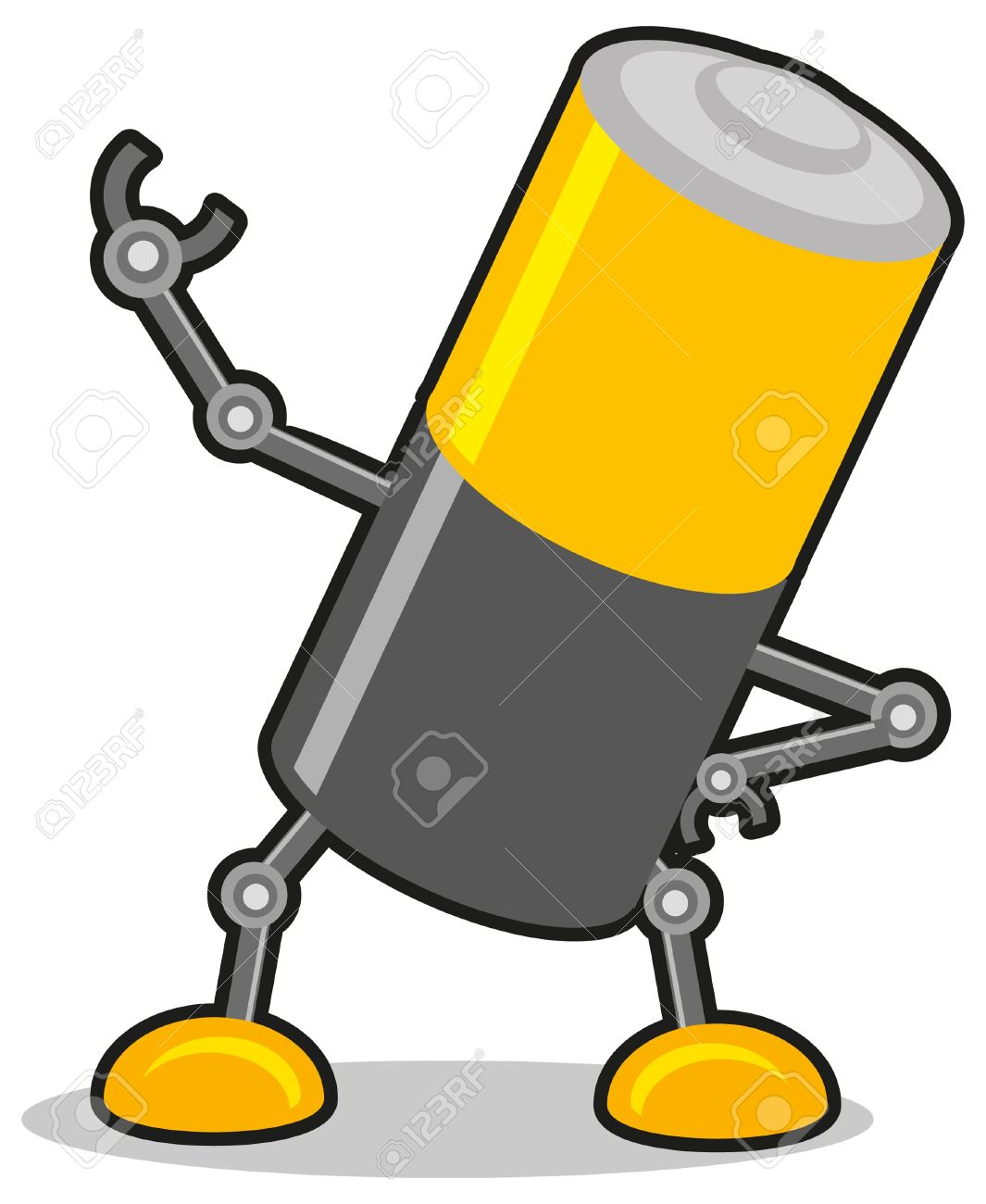 Aa Battery Clipart Clipart Panda Free Clipart Images