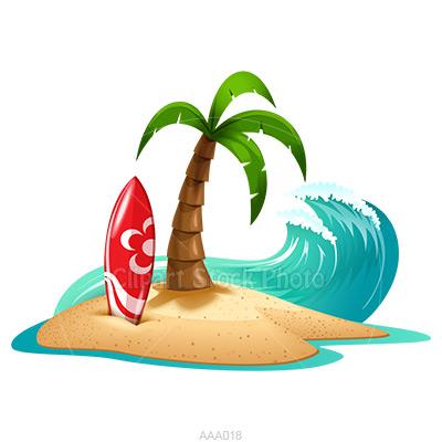 Hawaii palme