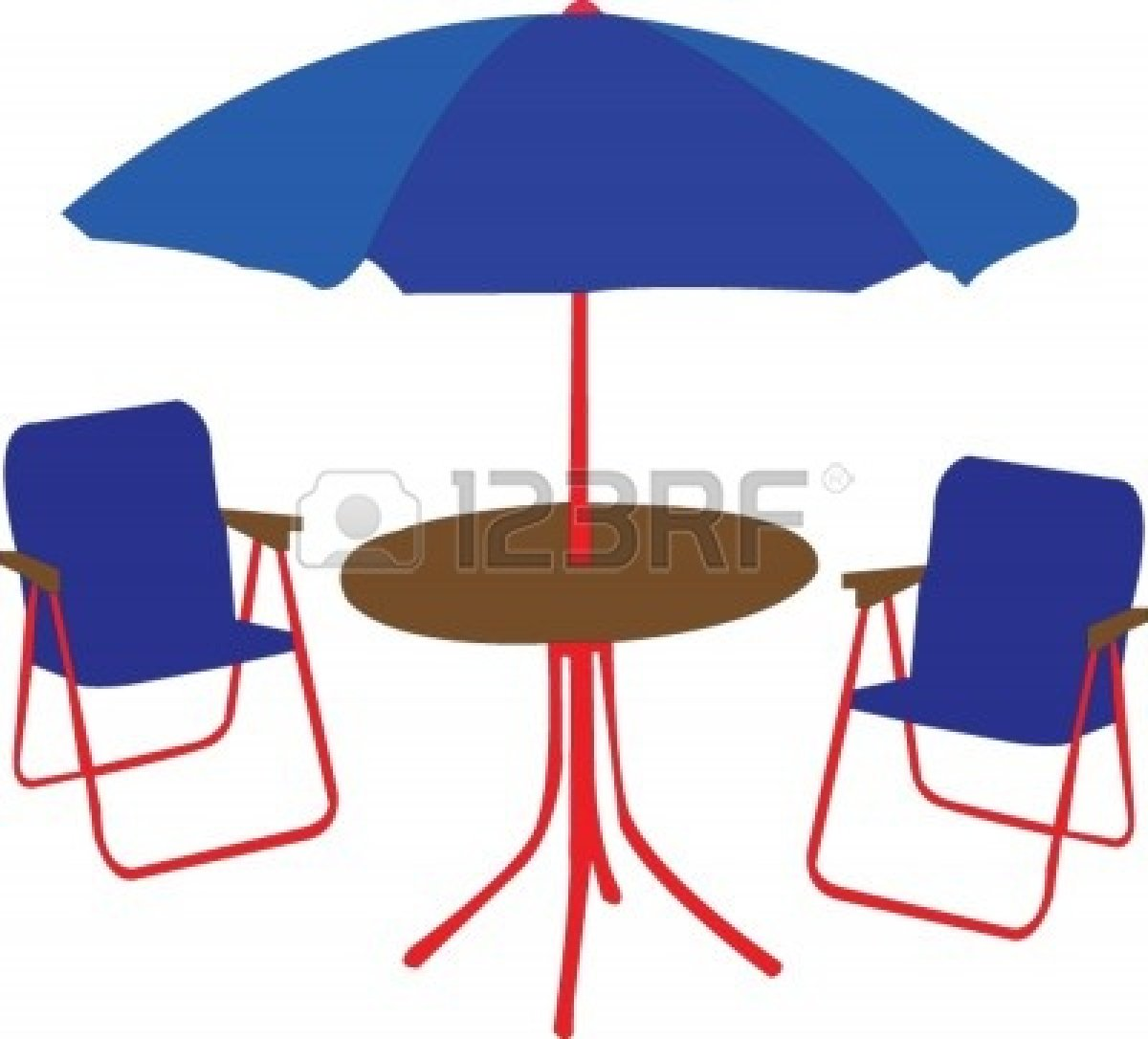 Restaurant tables and chairs clipart - Beach 20chair 20clipart 20black 20and 20white