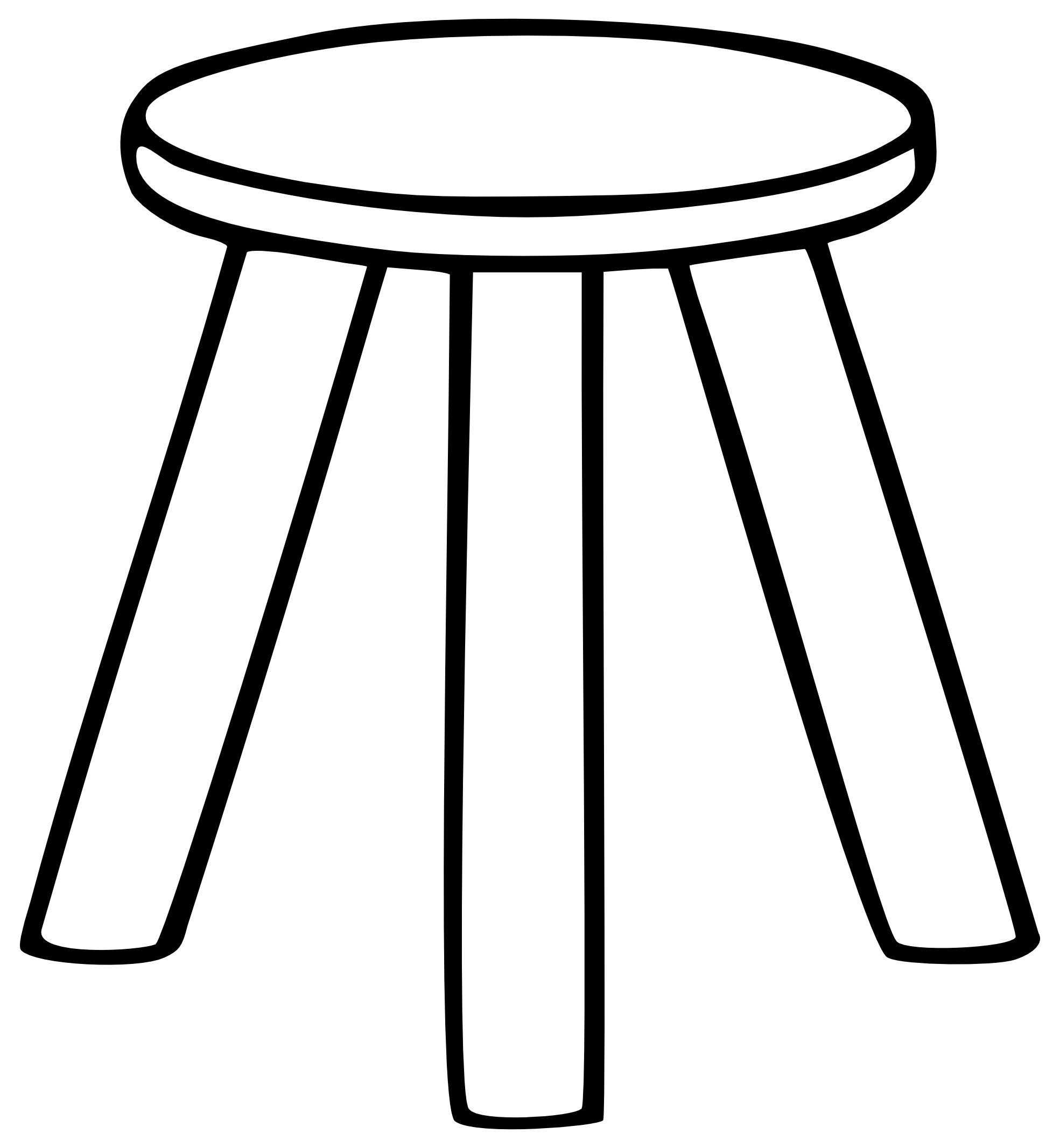 beach chair clipart black and white clipart panda free