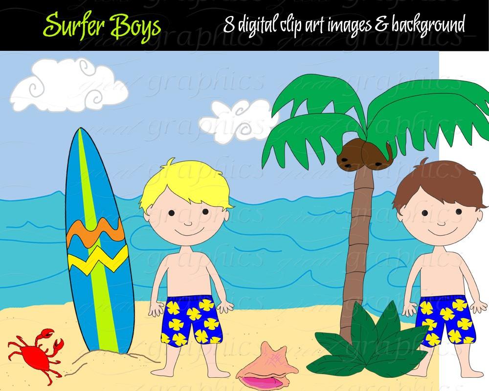 Beach Clip Art For Kids | Clipart Panda - Free Clipart Images