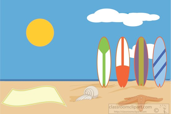 beach clip art for kids clipart panda free clipart images