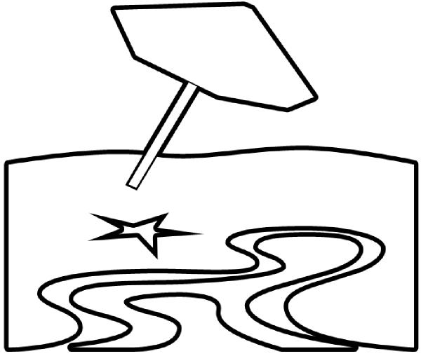 Free Clip Art Man On Beach