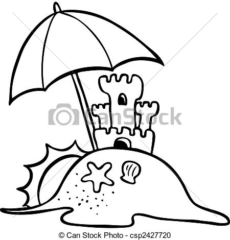 ... Umbrella Clipart Black And White | Clipart Panda - Free Clipart Images