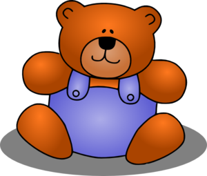 Pink teddy bear clipart clipart panda free clipart images - Free teddy bear pics ...