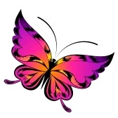 beautiful butterfly clipart | Clipart Panda - Free Clipart ...