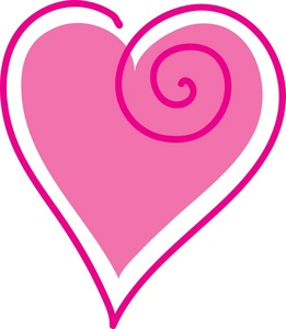 pink hearts clipart clipart panda free clipart images rh clipartpanda com hot pink heart clipart pink heart clip art free