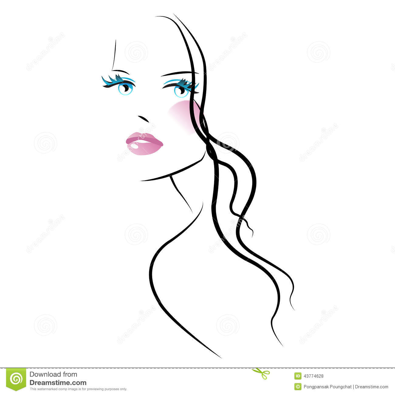 beauty shop clip art free - photo #18