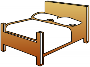bed%20clipart