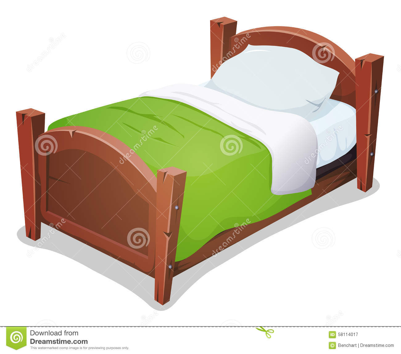 Bed Stu Black Green
