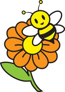 bee-and-flower-clipart-flower_and_a_bee_0071-0905-2918-5257_SMU.jpg