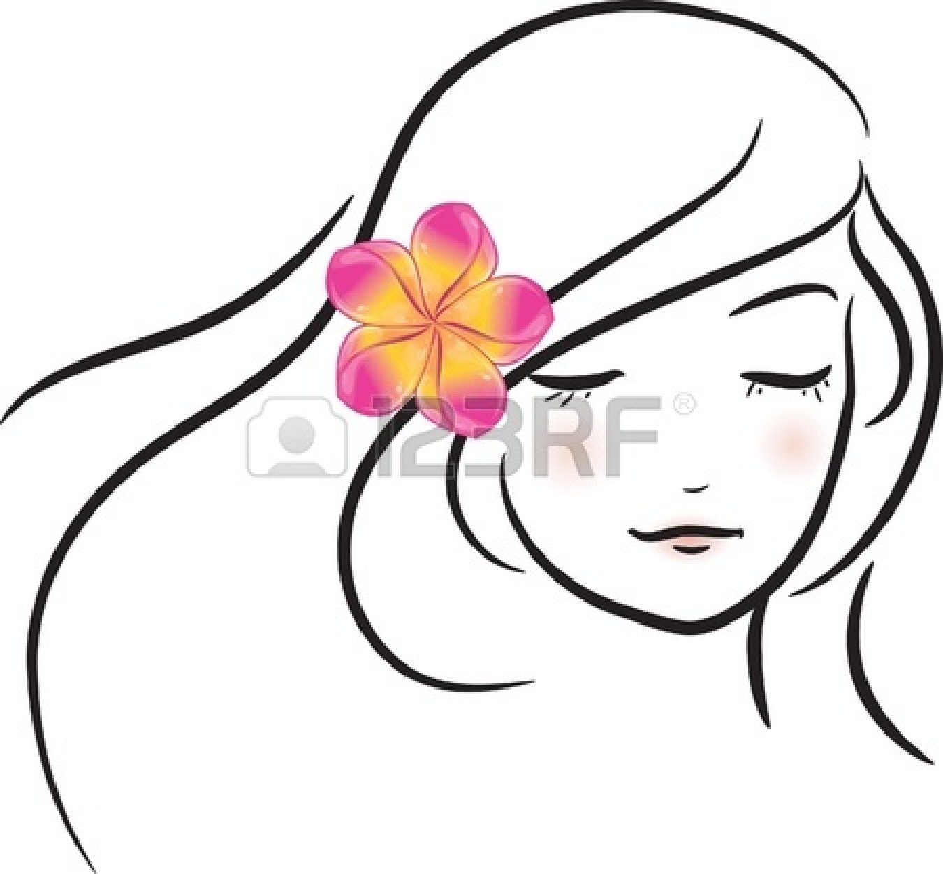 Flower Head Line Drawing : Bee and flower drawing clipart panda free images