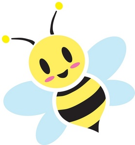 cute bee free clipart rh worldartsme com cute bee clipart free cute bumblebee clipart