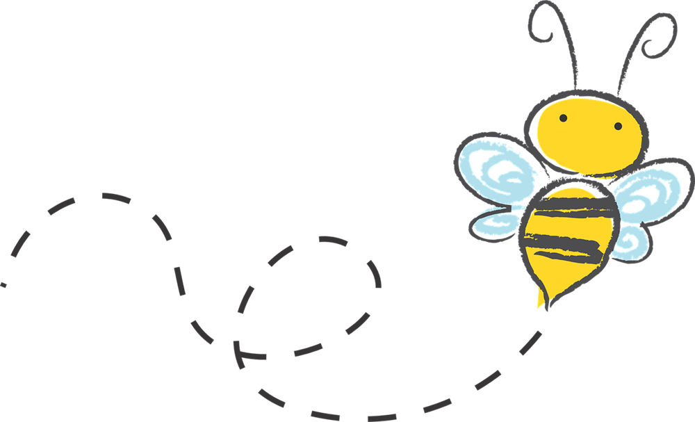 Bee Clip Art Black And White Free | Clipart Panda - Free Clipart ...