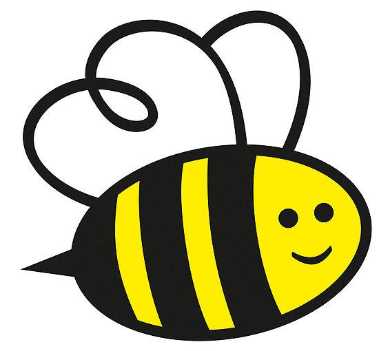 clipart cute bee - photo #35