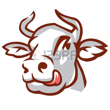 Beef Cow Drawing | Clipart Panda - Free Clipart Images