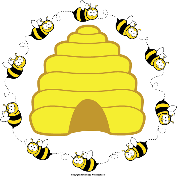 beehive%20clipart