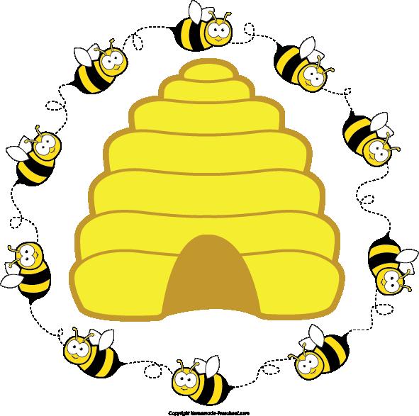 Clip Art Bee Hive Clip Art beehive clipart panda free images