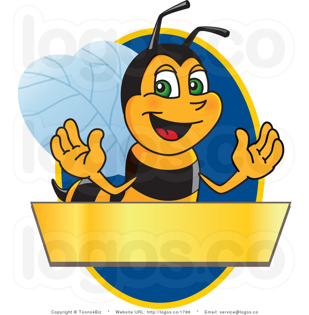 royalty free bee clipart - photo #9