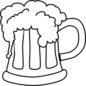 Draft Beer Clip Art