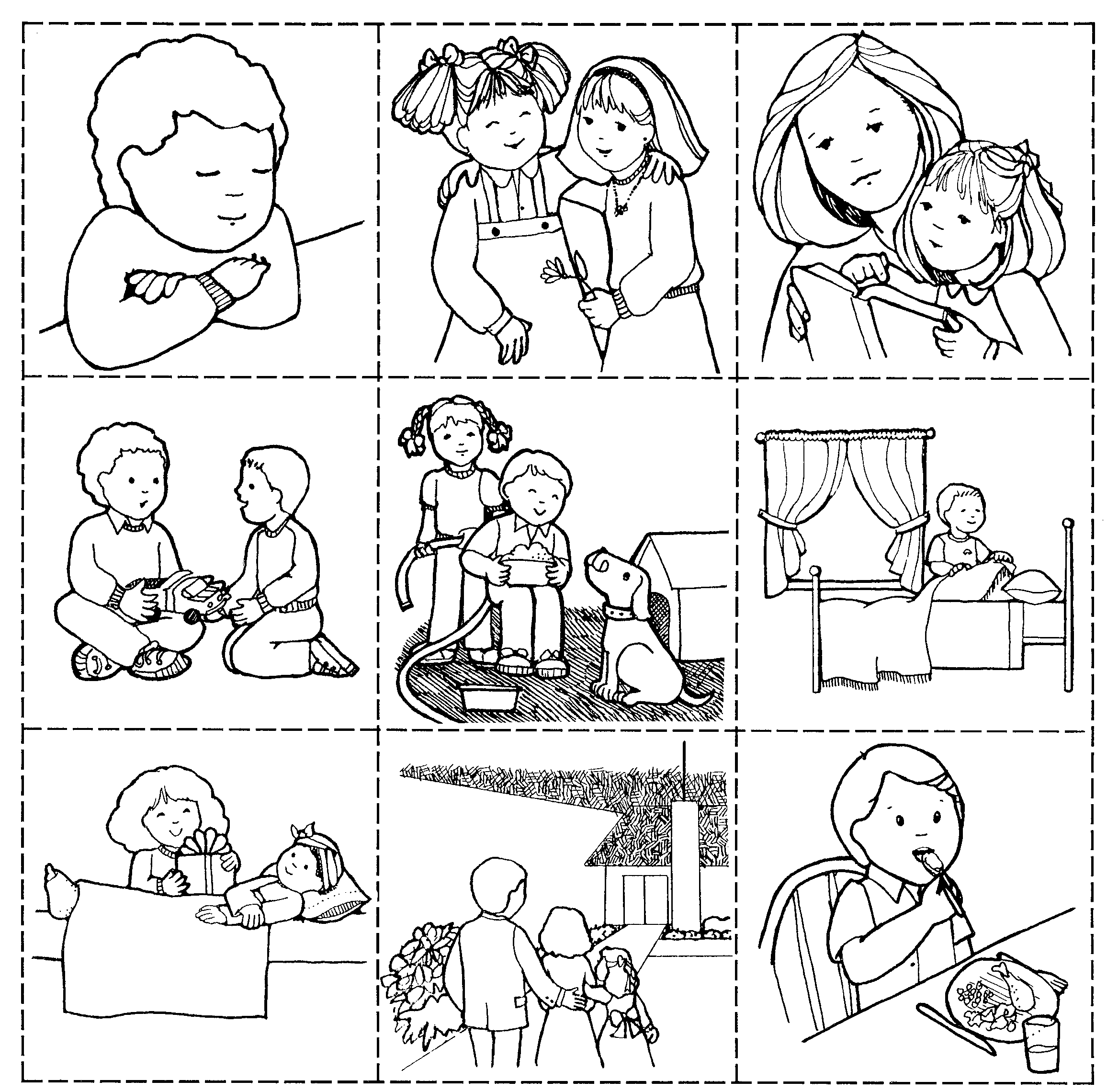 Behavior Clip Art For Teachers