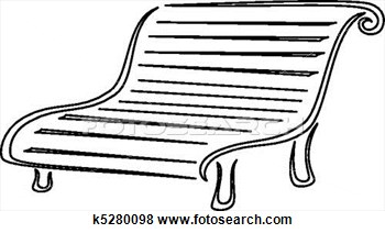 Park Bench Clipart Black And White | Clipart Panda - Free ... Park Bench Clipart Black And White