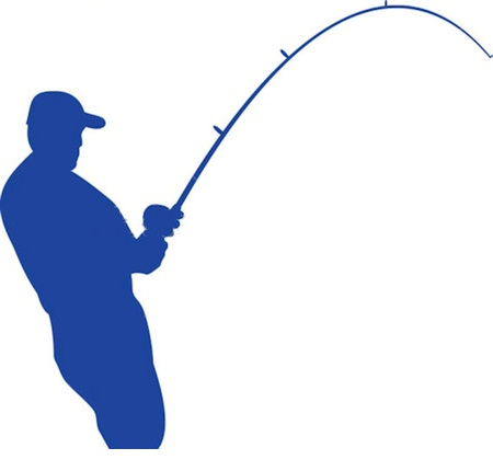 Clip Art Fishing Rod Clipart bent fishing pole clipart panda free images