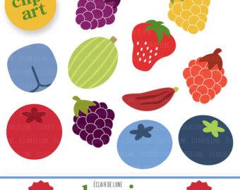 Blueberries PNG Clip Art Image | Clip art, Art images, Free clip art