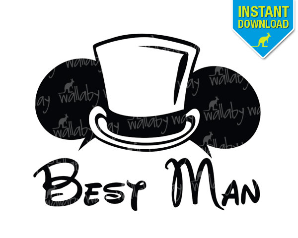 Best Man Wedding Clip Art Free