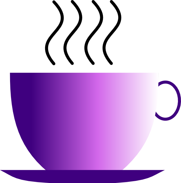 Hot Beverage clip art - vector