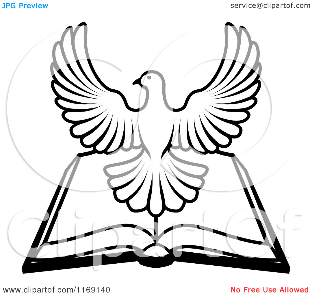 Bible Clipart Black And White | Clipart Panda - Free Clipart Images