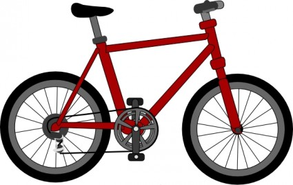 Clip Art Clipart Bicycle bicycle clipart panda free images