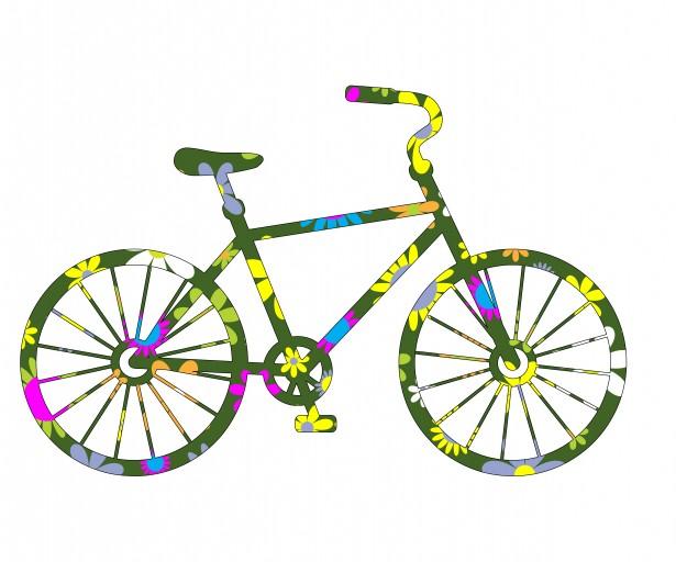 tandem bicycle clip art free - photo #28