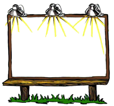 Picture Frame Cartoon Old Fashioned
