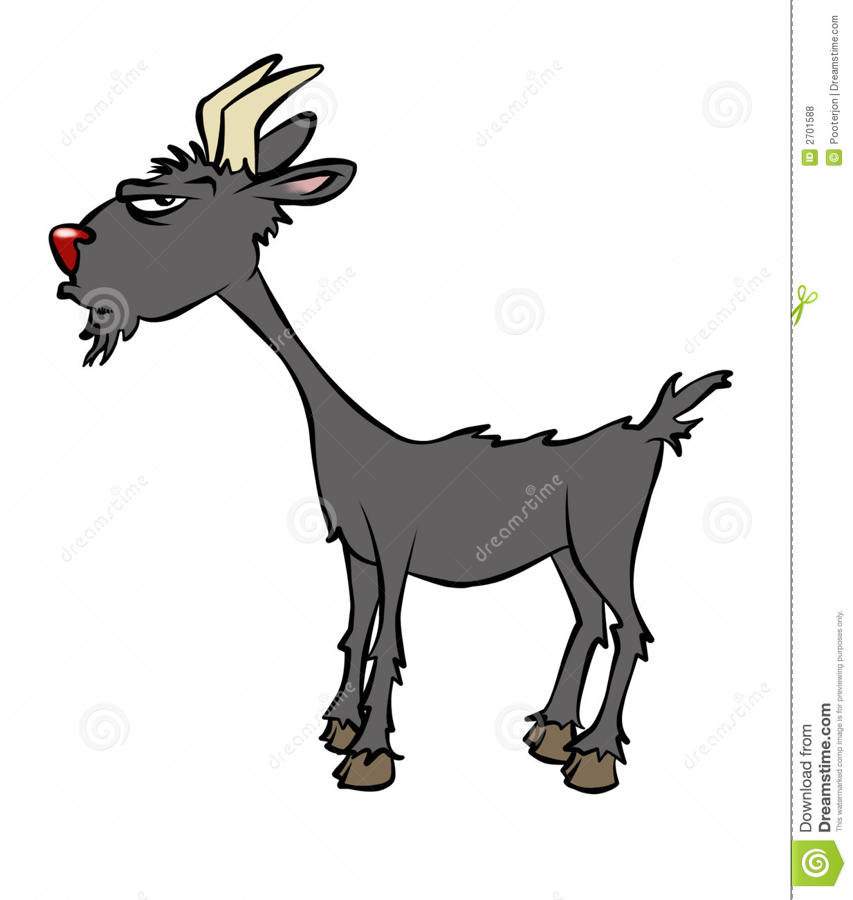 Billy Goat Gruff | Clipart Panda - Free Clipart Images