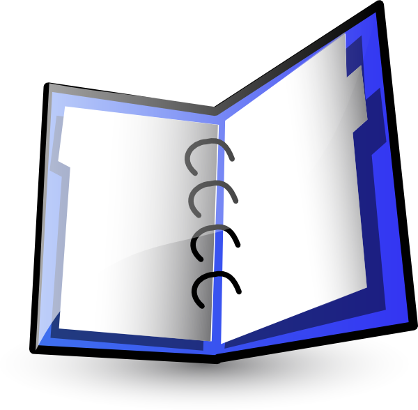 Binder Clipart Clipart Panda Free Clipart Images