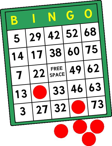 Christmas Tree Bingo