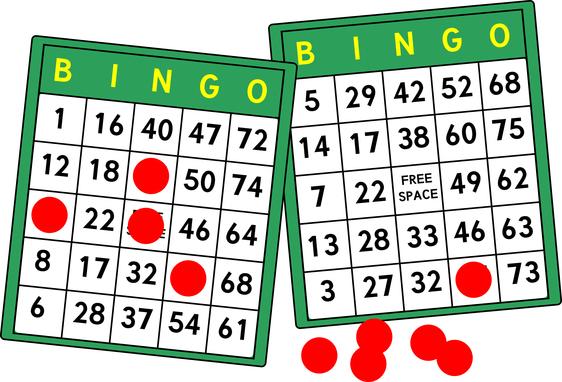 bingo-clipart-bingo_cards_coloring_book_colouring_black_white_line_art ...