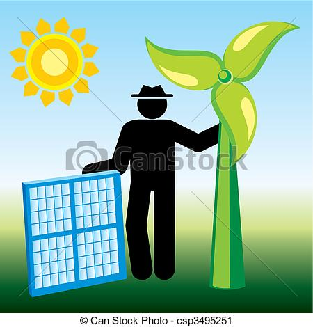 free clipart green energy - photo #31