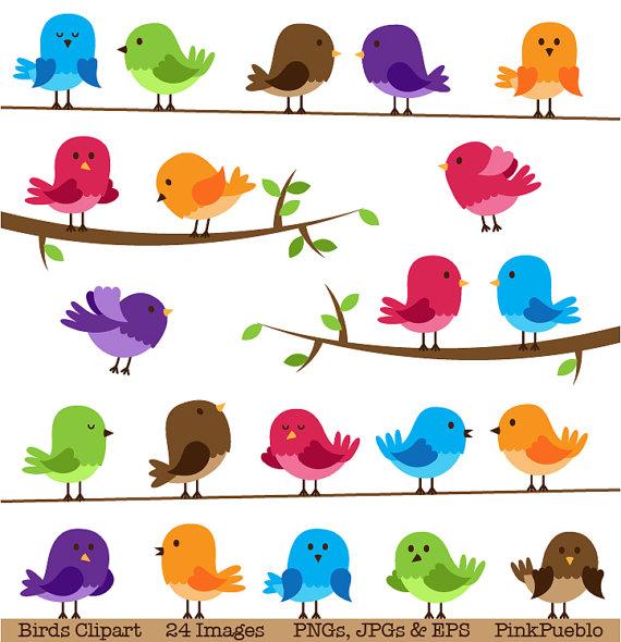 Bird Clip Art Free Printable | Clipart Panda - Free Clipart Images